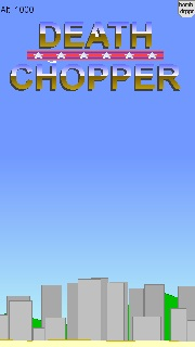 Death Chopper screen 2