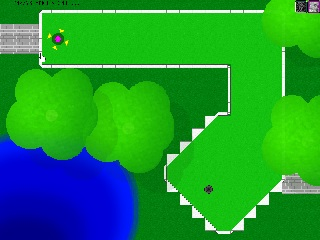 Mini Golf Master screen 4